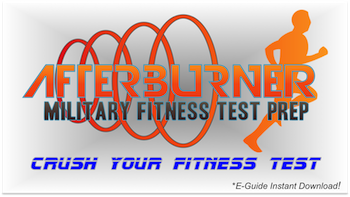AFTERBURNER Military Fitness Test Prep